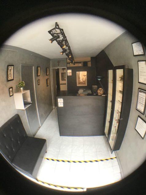 L'accueil de votre studio de tatouage à Lyon 1er