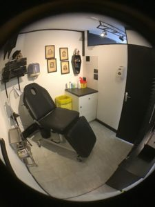 Studio Pick Tattoo tatouage à Lyon